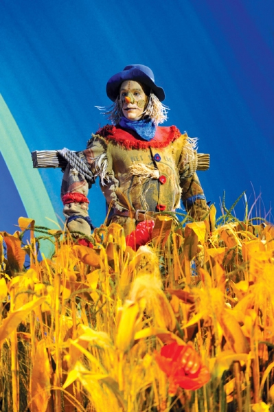 Really Useful Group production of THE WIZARD OF OZ Written by L. Frank Baum Lyrics by E.Y. Harburg  Music by Harold Arlen Additional music by Andrew Lloyd Webber Directed by Jeremy Sams