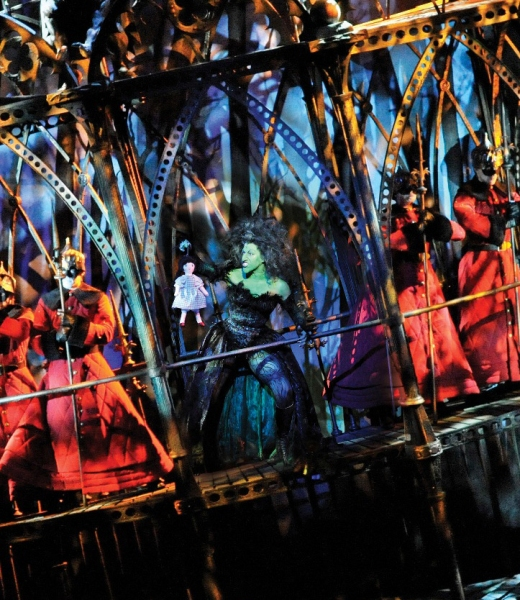 Photo Flash: Andrew Lloyd Webber's THE WIZARD OF OZ Opens!