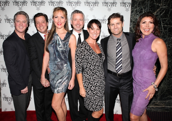 Photo Coverage: Broderick, Lane et al. Honor Susan Stroman with Vineyard Theatre - Arrivals
