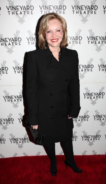 Photo Coverage: Broderick, Lane et al. Honor Susan Stroman with Vineyard Theatre - Arrivals