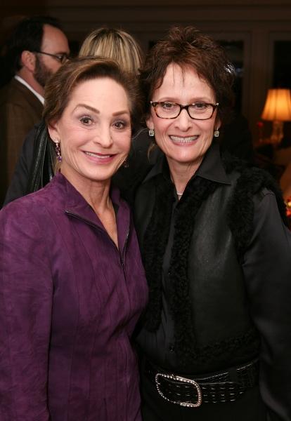 Judy Beckmen and host Eva Stern