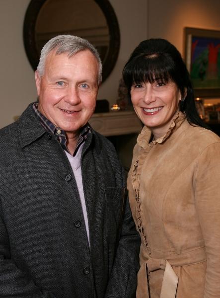 Kevin Crombie, Christine Crombie