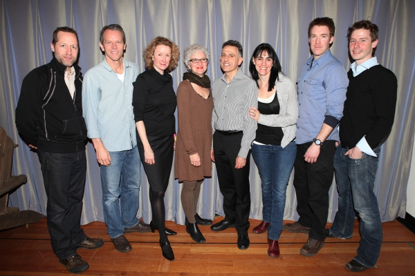 Photo Coverage: 'Go Back To Where You Are' Meets the Press