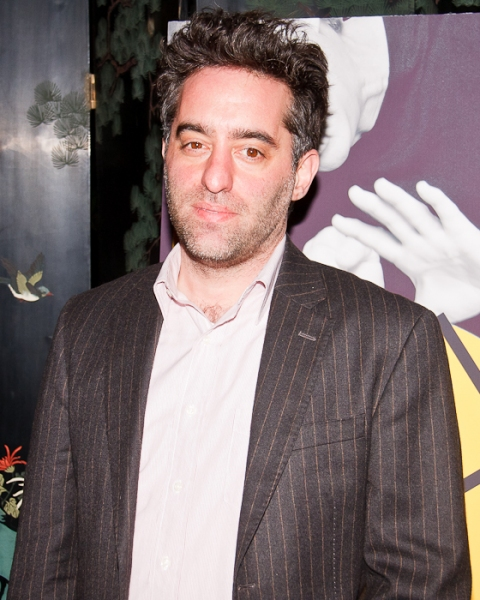 Nathan Englander at TIMON OF ATHENS Opens at the Public