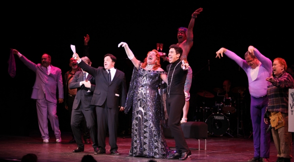 Photo Coverage: STRO! A Gala Celebration - Part One