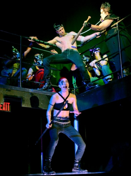 Photo Flash: Gavin Creel in A.R.T.'s PROMETHEUS BOUND