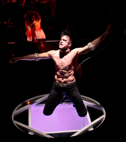 Photo Flash: Gavin Creel in A.R.T.'s PROMETHEUS BOUND