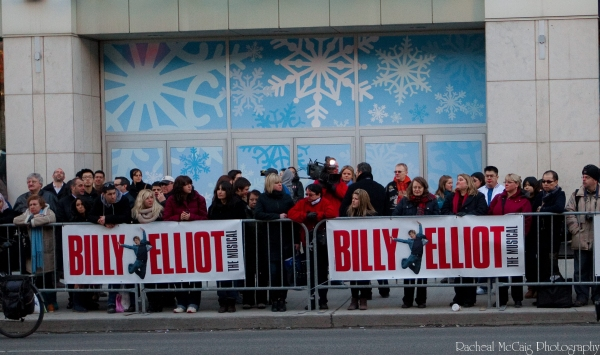 Photo Coverage: Elton John Celebrates Toronto's BILLY ELLIOT Opening
