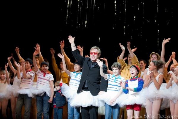 Photo Coverage: Elton John Celebrates Toronto's BILLY ELLIOT Opening