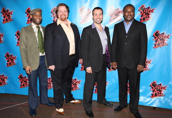 Photo Coverage: SISTER ACT Meets the Press