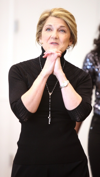 Photo Coverage: SISTER ACT in Rehearsal