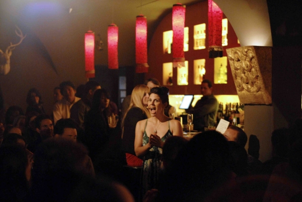 Photo Coverage: Show at Barre's FOR THE RECORD: BAZ LUHRMANN