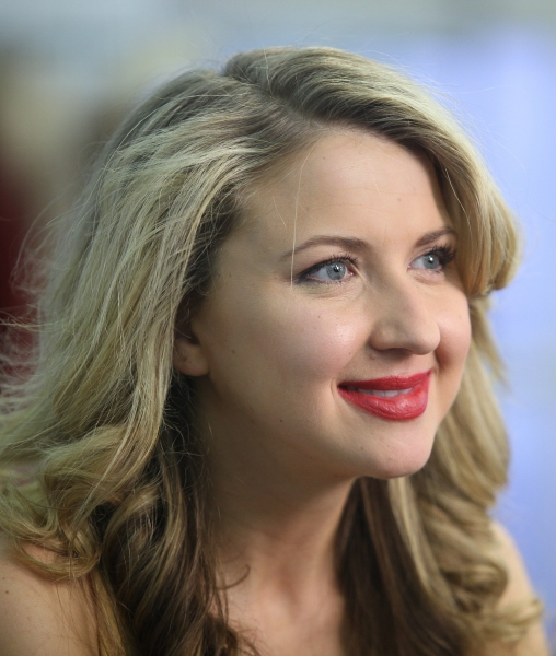 Photo Coverage: Born Yesterday Cast Meets the Press