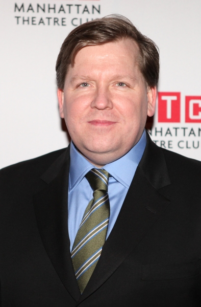 David Lindsay-Abaire attending the Opening Night Performance After Party for the Manhattan Theatre Club's 'Good People'  in New York City.