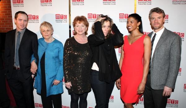Patrick Carroll, Estelle Parsons, Becky Ann Baker, Frances McDormand, Renee Elise Gol Photo