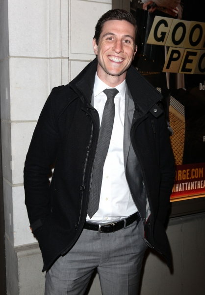 Pablo Schreiber arriving for the Opening Night Performance of the Manhattan Theatre C Photo