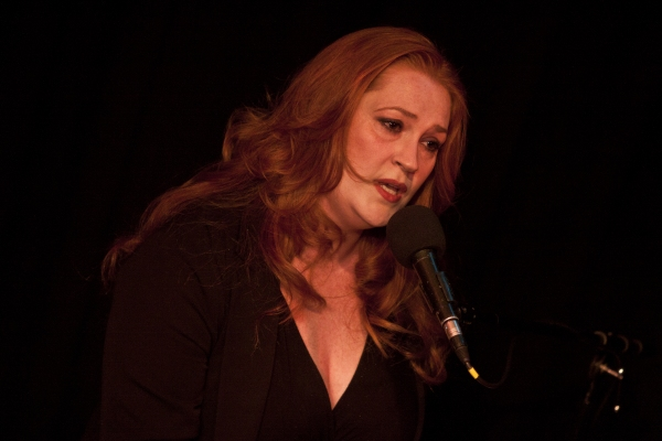 Photo Coverage: Katie Thompson's 'Private Page' CD Release Concert