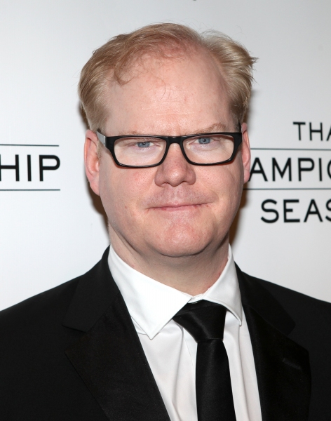 Jim Gaffigan attending the Opening Night Performance After Party for  'That Championship Season' at Gotham Hall in New York City.