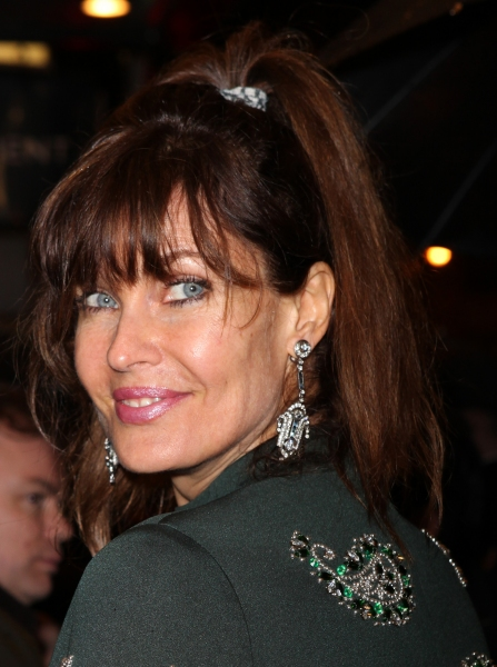 Carol Alt attending the Opening Night Performance of  'That Championship Season' at the Bernard B. Jacobs Theatre  in New York City.