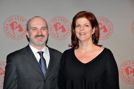 Christian Parker and Karen Kohlhaas