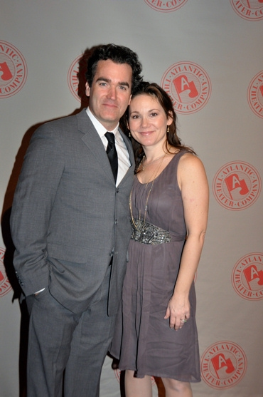 Photo Coverage: Stars Celebrate the Atlantic Theatre Company