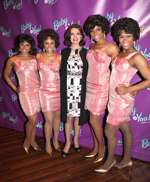 Photo Coverage: Meet the Broadway Cast of BABY IT'S YOU!