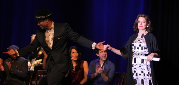Photo Coverage: Sneak Peak Performance of BABY IT'S YOU!