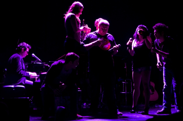 Photo Flash: Joe Iconis's THINGS TO RUIN Takes Le Poisson Rouge!
