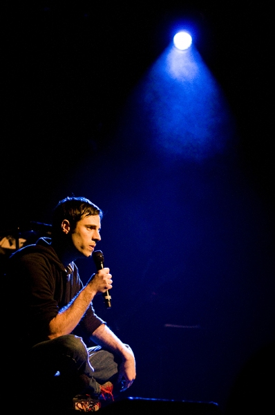 Lance Rubin at Joe Iconis's THINGS TO RUIN Takes Le Poisson Rouge!