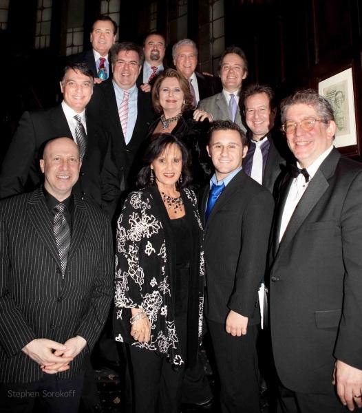 Photo Flash: DIVO NIGHT at the Friars Club