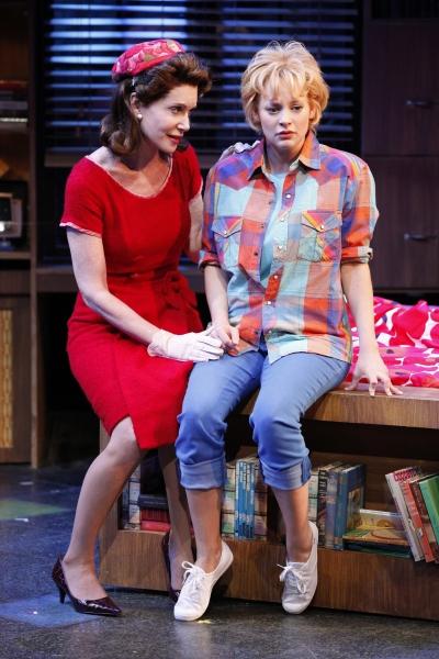 Lois Robbins and Jenni Barber
