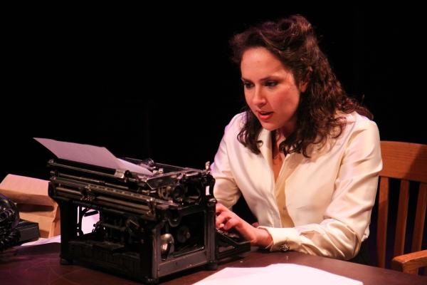 Elizabeth Lanza at Porchlight Music Theatre's MEET JOHN DOE