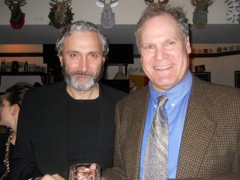 Rocco Sisto and Jay O'Sanders