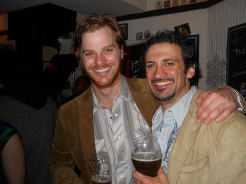 Photo Flash: TREASURE ISLAND's Opening Night at Brooklyn Irondale Art Center