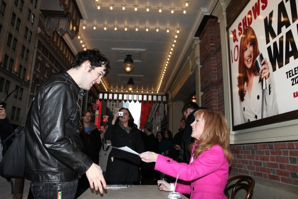 Photo Coverage: Kathy Griffin WANTS A TONY! Meets Fans & Press