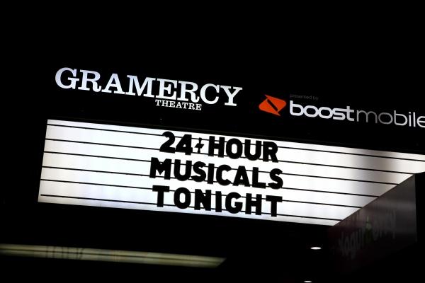 Photos: The 24 Hour Musicals - Kudisch in CHILDHOOD SWEETHEART