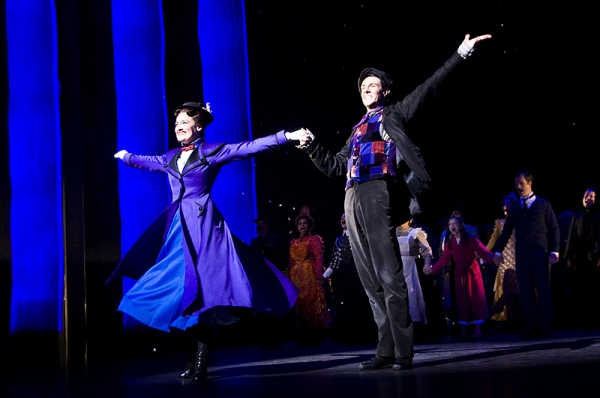 Photo Coverage: Ashley Brown Returns to MARY POPPINS