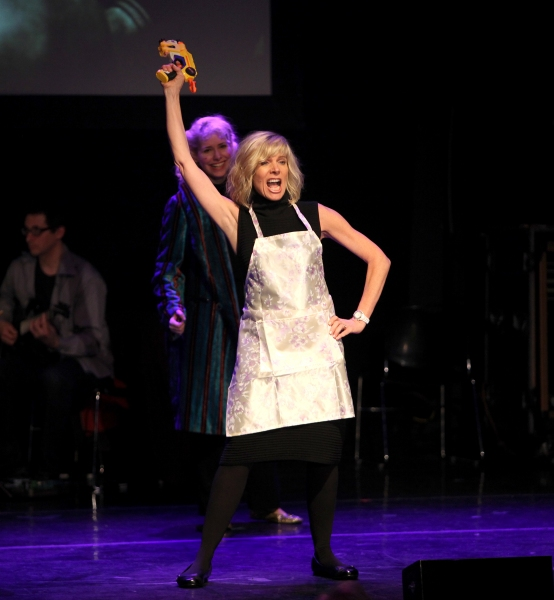 Photo Coverage: The 24 Hour Musicals-THINGS CAN'T ALWAYS BE AWESOME
