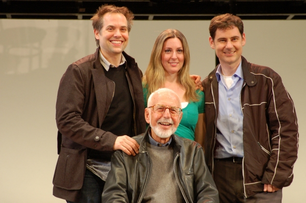 Photo Flash: Joe Masteroff Attends Engeman's CABARET