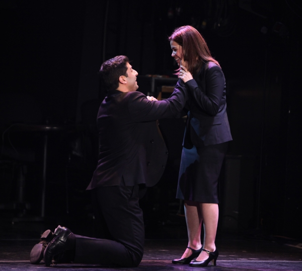 Photos: The 24 Hour Musicals - Fererra in THE EXACT RIGHT THING