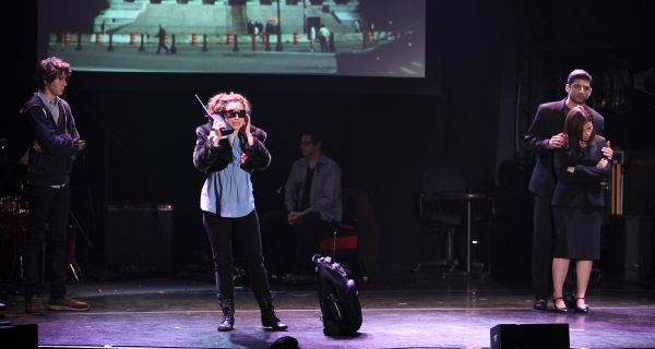 Photo Coverage: The 24 Hour Musicals - Fererra in THE EXACT RIGHT THING