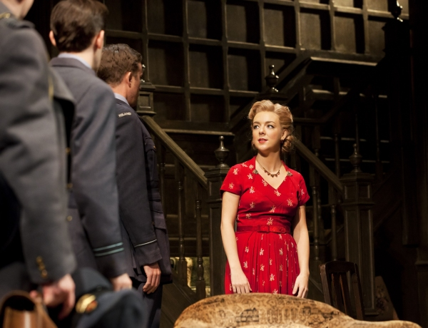 Photo Flash: Miller. Purefoy, et al. in FLARE PATH