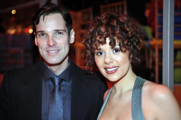 Photo Flash: Hugh Panaro & Janet Dacal Sing at 'Dreamer' Gala