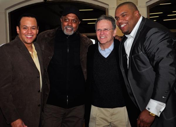 Jackie Alexander, Nathan Purdee, Robert S. Woods, Sean Ringgold  Photo