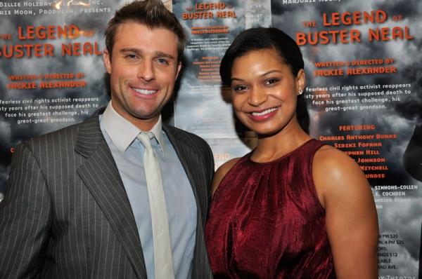 Scott Praefke and Marja Harmon Photo