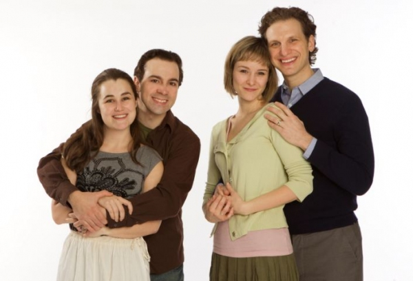 Photo Flash: Meet the Cast of  Encores!' WHERE'S CHARLEY?