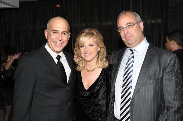 Michael Weber, Mindy Grossman, Neil Grossman