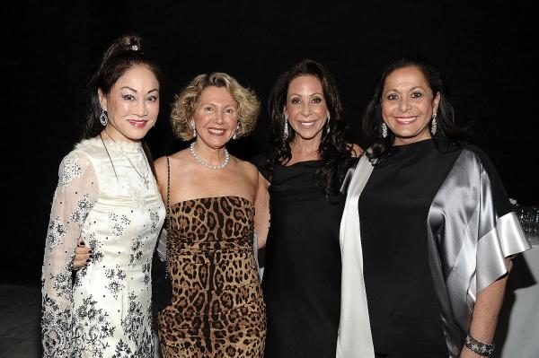 Lucia Hwong Gordon, Liora Sternberg, Marcia Gail Levine Photo