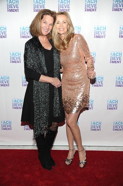 Photo Flash: 2011 Women's Project 'Women of Achievement' Gala