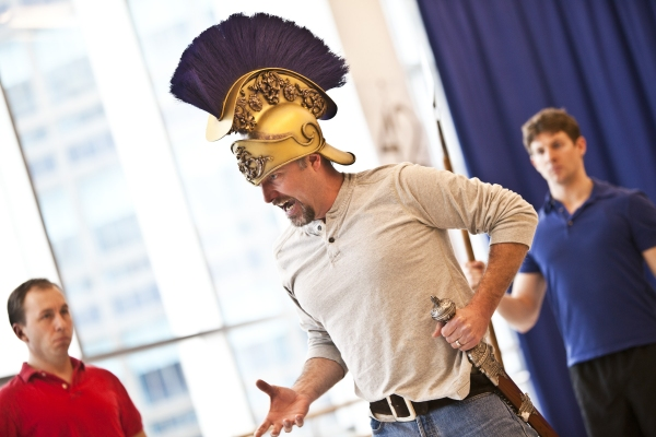 Photo Coverage: Paper Mill Introduces A FUNNY THING HAPPENED ON THE WAY TO THE FORUM